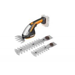 WORX - Nożyce do trawy/krzewów bez akumulatora WG801E.9
